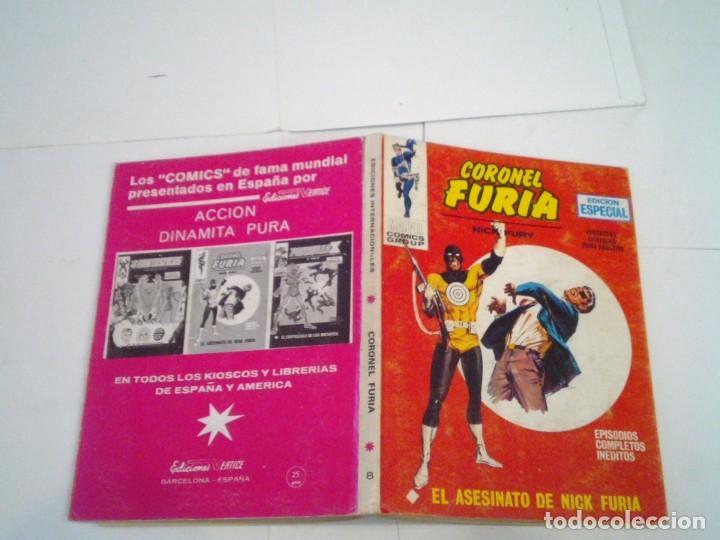Cómics: CORONEL FURIA - VERTICE - VOLUMEN 1 - COLECCION COMPLETA - 17 NUMEROS - BUEN ESTADO - GORBAUD - Foto 46 - 204594837