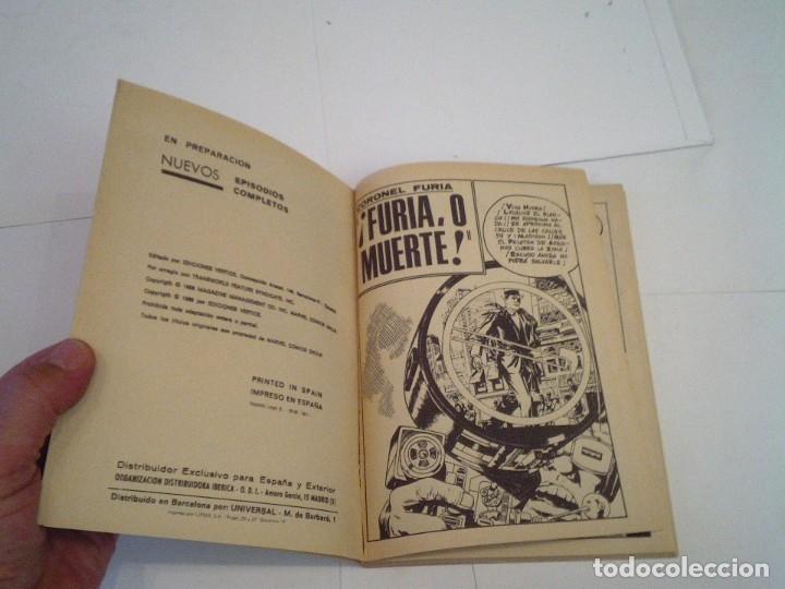 Cómics: CORONEL FURIA - VERTICE - VOLUMEN 1 - COLECCION COMPLETA - 17 NUMEROS - BUEN ESTADO - GORBAUD - Foto 49 - 204594837