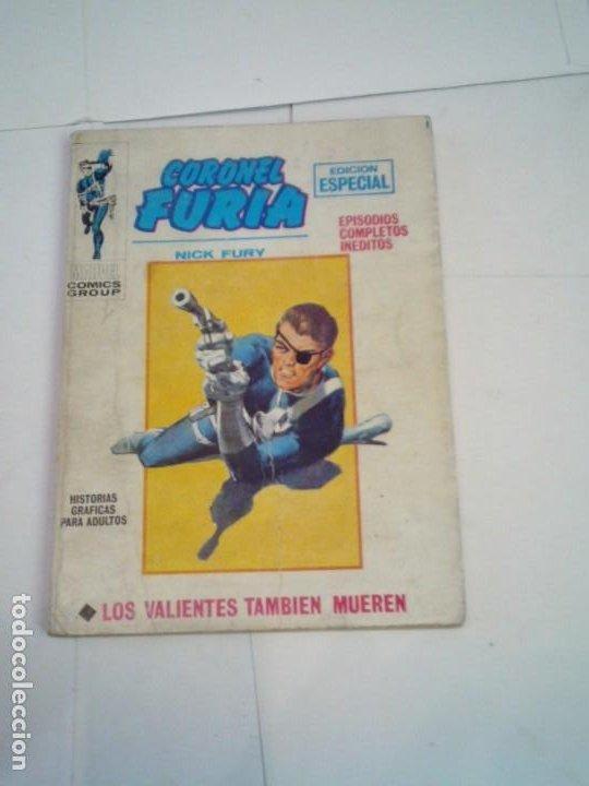 Cómics: CORONEL FURIA - VERTICE - VOLUMEN 1 - COLECCION COMPLETA - 17 NUMEROS - BUEN ESTADO - GORBAUD - Foto 53 - 204594837