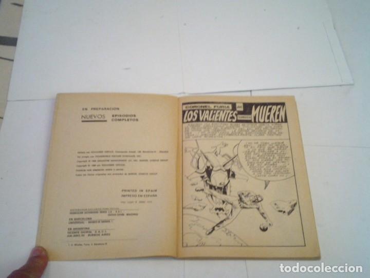 Cómics: CORONEL FURIA - VERTICE - VOLUMEN 1 - COLECCION COMPLETA - 17 NUMEROS - BUEN ESTADO - GORBAUD - Foto 55 - 204594837