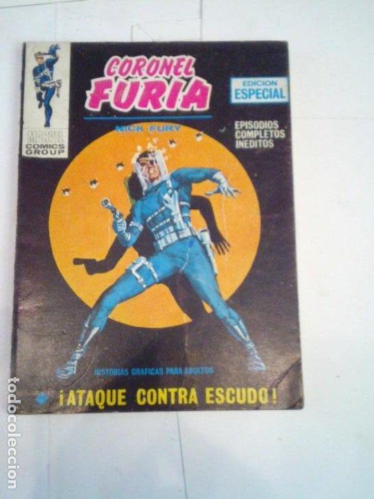 Cómics: CORONEL FURIA - VERTICE - VOLUMEN 1 - COLECCION COMPLETA - 17 NUMEROS - BUEN ESTADO - GORBAUD - Foto 59 - 204594837