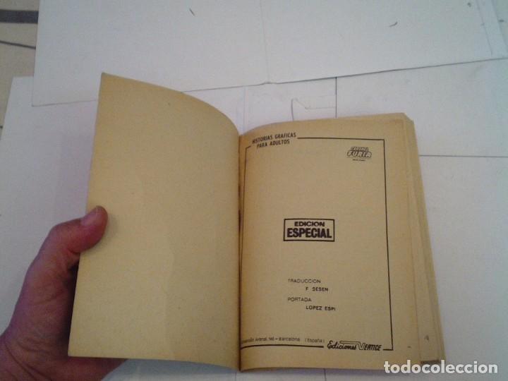 Cómics: CORONEL FURIA - VERTICE - VOLUMEN 1 - COLECCION COMPLETA - 17 NUMEROS - BUEN ESTADO - GORBAUD - Foto 60 - 204594837