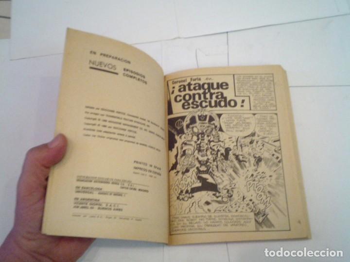 Cómics: CORONEL FURIA - VERTICE - VOLUMEN 1 - COLECCION COMPLETA - 17 NUMEROS - BUEN ESTADO - GORBAUD - Foto 61 - 204594837