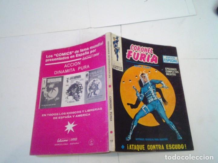 Cómics: CORONEL FURIA - VERTICE - VOLUMEN 1 - COLECCION COMPLETA - 17 NUMEROS - BUEN ESTADO - GORBAUD - Foto 64 - 204594837