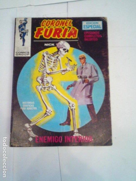 Cómics: CORONEL FURIA - VERTICE - VOLUMEN 1 - COLECCION COMPLETA - 17 NUMEROS - BUEN ESTADO - GORBAUD - Foto 65 - 204594837
