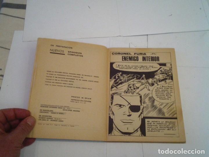 Cómics: CORONEL FURIA - VERTICE - VOLUMEN 1 - COLECCION COMPLETA - 17 NUMEROS - BUEN ESTADO - GORBAUD - Foto 67 - 204594837
