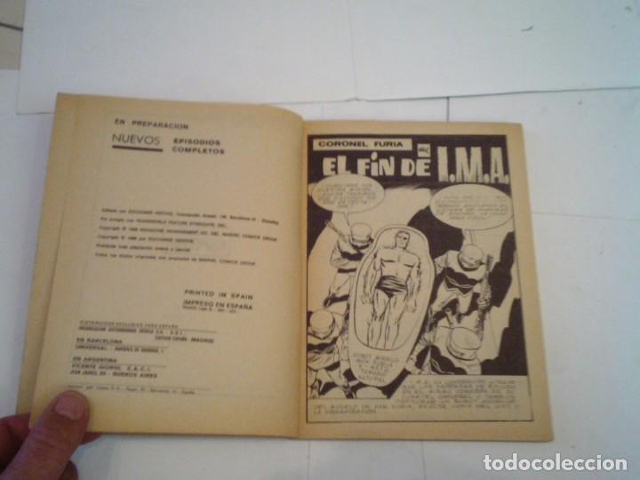 Cómics: CORONEL FURIA - VERTICE - VOLUMEN 1 - COLECCION COMPLETA - 17 NUMEROS - BUEN ESTADO - GORBAUD - Foto 73 - 204594837