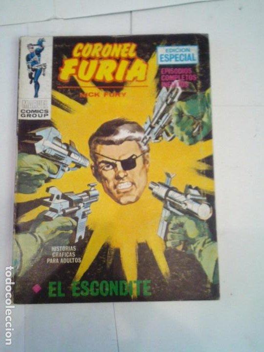 Cómics: CORONEL FURIA - VERTICE - VOLUMEN 1 - COLECCION COMPLETA - 17 NUMEROS - BUEN ESTADO - GORBAUD - Foto 76 - 204594837
