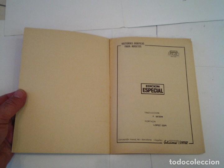 Cómics: CORONEL FURIA - VERTICE - VOLUMEN 1 - COLECCION COMPLETA - 17 NUMEROS - BUEN ESTADO - GORBAUD - Foto 77 - 204594837