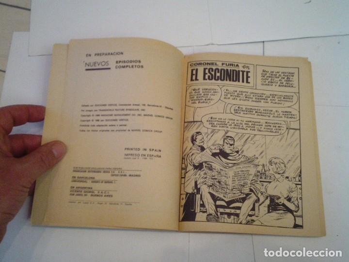 Cómics: CORONEL FURIA - VERTICE - VOLUMEN 1 - COLECCION COMPLETA - 17 NUMEROS - BUEN ESTADO - GORBAUD - Foto 78 - 204594837