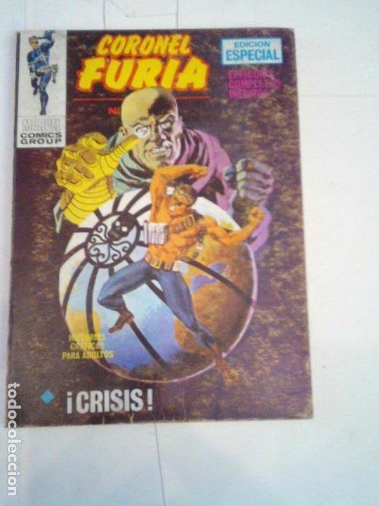 Cómics: CORONEL FURIA - VERTICE - VOLUMEN 1 - COLECCION COMPLETA - 17 NUMEROS - BUEN ESTADO - GORBAUD - Foto 81 - 204594837