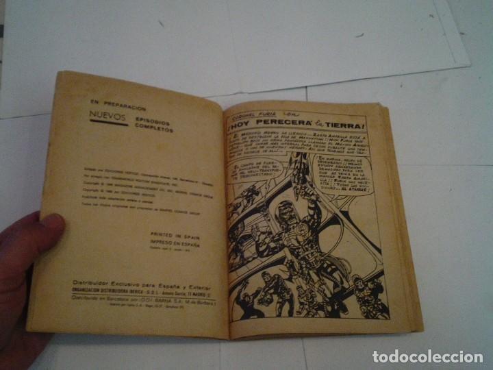 Cómics: CORONEL FURIA - VERTICE - VOLUMEN 1 - COLECCION COMPLETA - 17 NUMEROS - BUEN ESTADO - GORBAUD - Foto 89 - 204594837