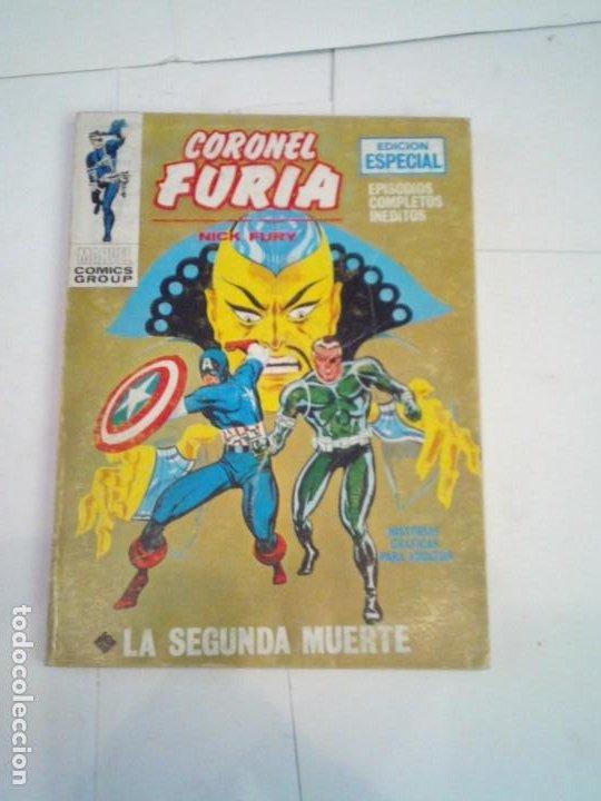 Cómics: CORONEL FURIA - VERTICE - VOLUMEN 1 - COLECCION COMPLETA - 17 NUMEROS - BUEN ESTADO - GORBAUD - Foto 93 - 204594837