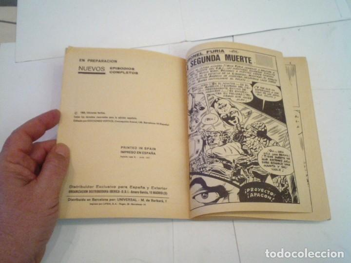 Cómics: CORONEL FURIA - VERTICE - VOLUMEN 1 - COLECCION COMPLETA - 17 NUMEROS - BUEN ESTADO - GORBAUD - Foto 95 - 204594837