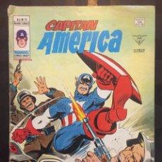 Comics: CAPITÁN AMÉRICA VOL.3 N.31 CUIDADO CON LAS SERPIENTES . ( 1975/1980 ).. Lote 204595266