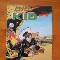 Cómics: CISCO KID Nº 20 - LOS SOBRINOS DE PANCHO - VERTICE (Z1). Lote 204662355