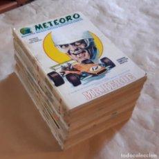 Cómics: METEORO - VERTICE / COLECCIÓN COMPLETA (12 NÚMEROS). Lote 204727656
