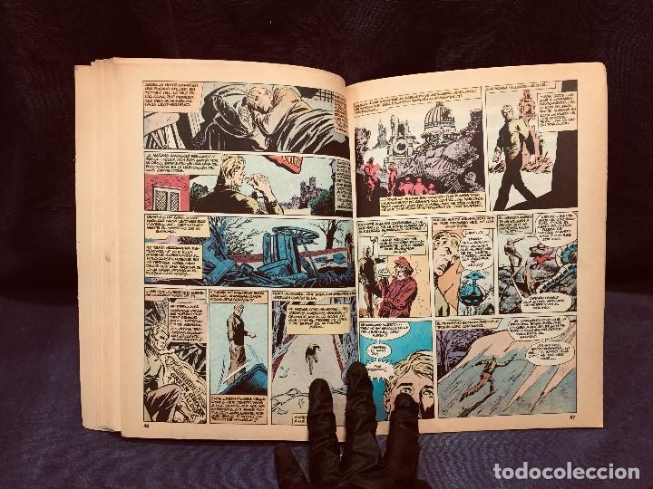 Cómics: LA GUERRA DE LOS MUNDOS MUNDI CÓMICS CLÁSICOS Nº 2 EDICIONES VÉRTICE 1981 - Foto 4 - 204775215