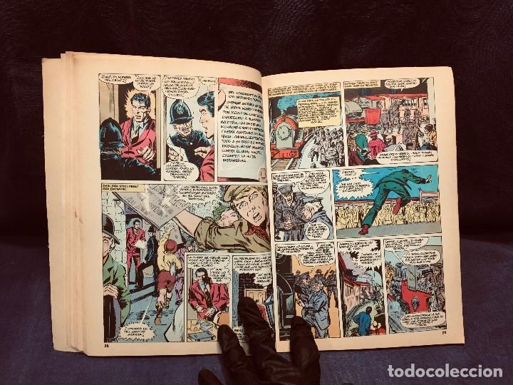 Cómics: LA GUERRA DE LOS MUNDOS MUNDI CÓMICS CLÁSICOS Nº 2 EDICIONES VÉRTICE 1981 - Foto 5 - 204775215