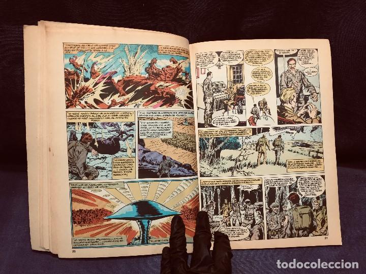 Cómics: LA GUERRA DE LOS MUNDOS MUNDI CÓMICS CLÁSICOS Nº 2 EDICIONES VÉRTICE 1981 - Foto 6 - 204775215