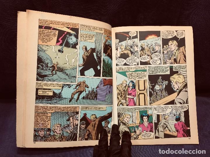 Cómics: LA GUERRA DE LOS MUNDOS MUNDI CÓMICS CLÁSICOS Nº 2 EDICIONES VÉRTICE 1981 - Foto 7 - 204775215