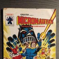 Cómics: MICRONAUTAS MUNDO DE ORIGEN. Lote 204834062