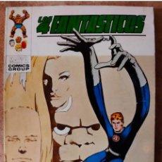 Cómics: LOS 4 FANTASTICOS, V.1 Nº57, EDT. VERTICE, LOS SECRETOS DE LOS ETERNOS, 1973. Lote 205002533