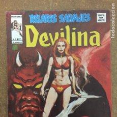Cómics: RELATOS SALVAJES VOL. 1 - Nº 15. DEVILINA (VÉRTICE). Lote 205136701