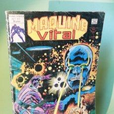 Comics: MÁQUINA VITAL 2 JACK KIRBY VOLUMEN 2 COMICS VERTICE MUY USADO. Lote 205182811