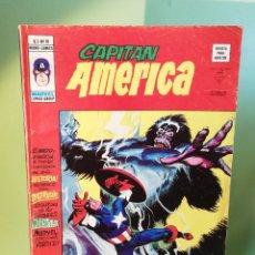 Cómics: CAPITAN AMERICA 18 VOLUMEN 2 COMICS VERTICE 1977. Lote 205183826