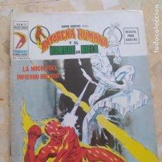 Cómics: SUPERHEROES VOL 2 N 12 VÉRTICE. Lote 205236800