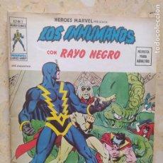 Cómics: HEROES MARVEL VOL 2 N 2 VÉRTICE. Lote 205236891