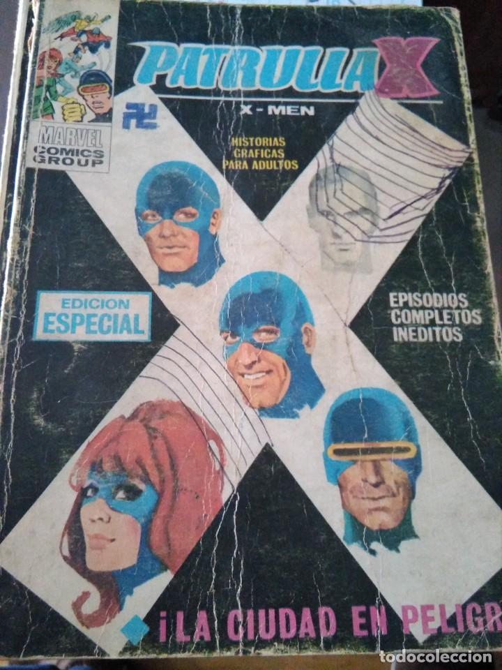 COMIC MARVEL EDICIONES VÉRTICE, PATRULLA X , LA CIUDAD EN PELIGRO 10 (Tebeos y Comics - Vértice - Patrulla X)