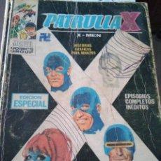 Cómics: COMIC MARVEL EDICIONES VÉRTICE, PATRULLA X , LA CIUDAD EN PELIGRO 10. Lote 205245147