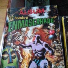 Cómics: COMIC , ALBUM EL HOMBRE ENMASCARADO, EL AMULETO DE LLONGO 5. Lote 205251122