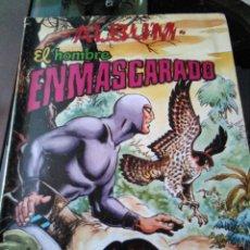 Cómics: ALBUM EL HOMBRE ENMASCARADO , LA PESTE 6. Lote 205251418