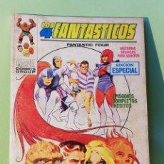 Cómics: LOS 4 FANTÁSTICOS 18 VOLUMEN 1 COMICS EDICIONES VERTICE 1970. Lote 205261536