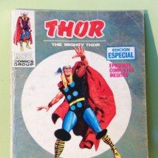 Cómics: THOR 12 VOLUMEN 1 COMICS EDICIONES VERTICE 1971. Lote 205262501