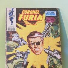 Comics: CORONEL FURIA 14 VOLUMEN 1 COMICS EDICIONES VERTICE 1972. Lote 205284113
