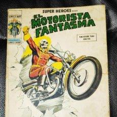 Cómics: EL MOTORISTA FANTASMA LA DANZA DE LA MUERTE Nº 8. Lote 205295968