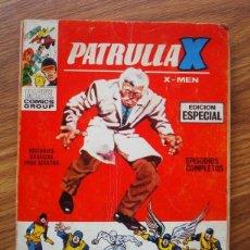 Cómics: LA PATRULLA-X VOL. 1 Nº 4 LA AMENAZA DEL EXTRAÑO (TACO VÉRTICE). Lote 205322360