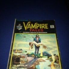 Cómics: ESCALOFRIO 39. VAMPIRE TALES. N° 10. VERTICE.. Lote 205363302