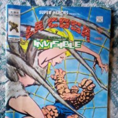 Cómics: SUPER HÉROES VOL 2 NÚM 95. LA COSA Y LA MUCHACHA INVISIBLE. VÉRTICE. Lote 205363402