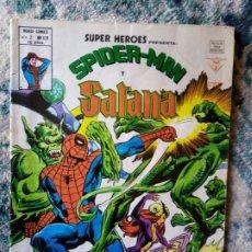 Comics: SUPER HÉROES VOL 2 NÚM 108. SPIDERMAN Y SATANA. VÉRTICE. Lote 205363660