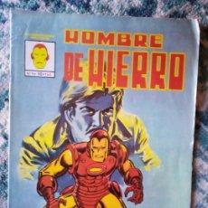 Cómics: EL HOMBRE DE HIERRO NÚM 1. VÉRTICE - MUNDICOMICS. Lote 205365083