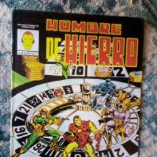 Cómics: EL HOMBRE DE HIERRO NÚM 4. VÉRTICE - MUNDICOMICS. Lote 205365372
