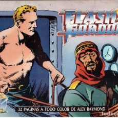 Cómics: COMIC FLASH GORDON, EDICION HISTORICA, Nº 7. Lote 205385768