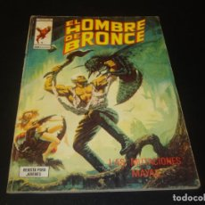 Cómics: EL HOMBRE DE BRONCE 9. Lote 205467935