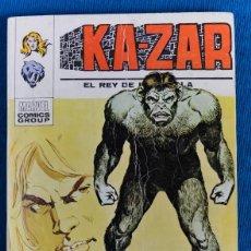 Cómics: KA-ZAR...,Nº3 VÉRTICE TACO, COMPLETO. Lote 205509256