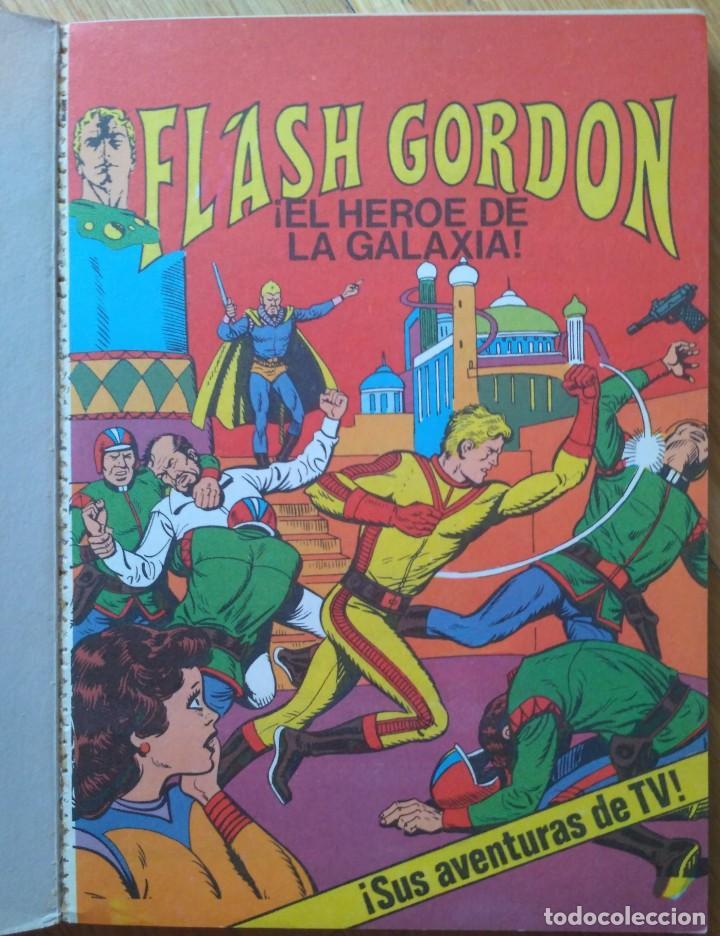 Cómics: FLASH GORDON CONTRA EL IMPERIO DE MING. Nº 14. AÑO 1982 - Foto 2 - 205526845